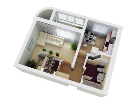 Умный дом для 1-комнатной квартиры