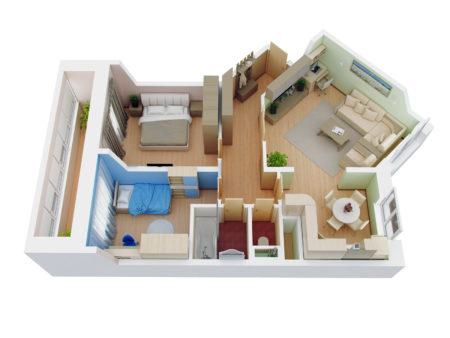 """""""Умный дом"""" для 3-комнатной квартиры"""