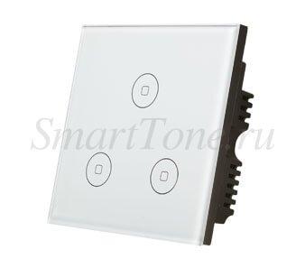 i-Tone Сенсорный выключатель трехлинейный