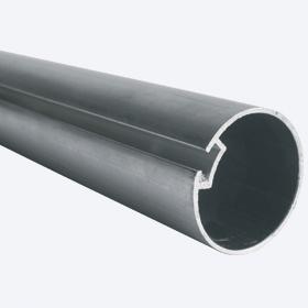 Труба рулонной шторы с пазом