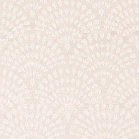 Светло-бежевая ткань для рулонной шторы АЖУР