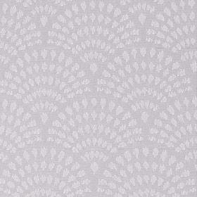 Светло-серая ткань для рулонной шторы АЖУР
