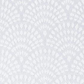Белая ткань для рулонной шторы АЖУР