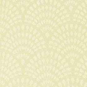 Светло-желтая ткань для рулонной шторы АЖУР