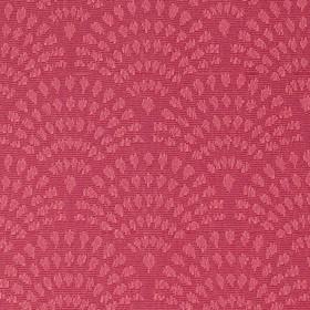 Коралловая ткань для рулонной шторы АЖУР