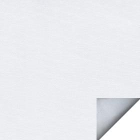Ткань для рулонных штор АЛЬФА белая