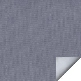 Ткань для рулонных штор АЛЬФА темно-серая
