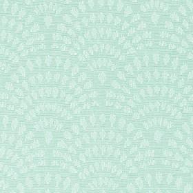 Мятная ткань для рулонной шторы АЖУР