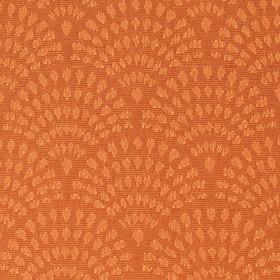 Оранжевая ткань для рулонной шторы АЖУР