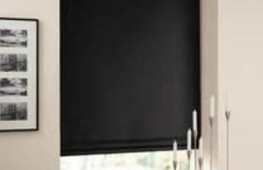 Светонепроницаемые рулонные шторы Блэкаут (Blackout)