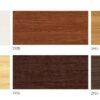 Ламели бамбук 50мм, цвета