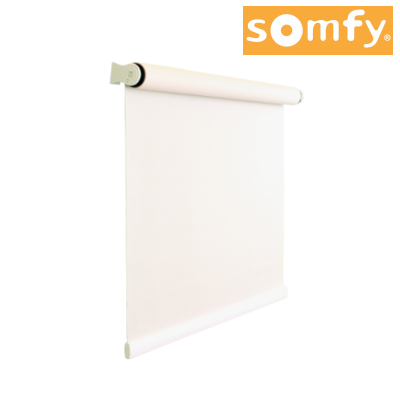 Рулонные шторы SOMFY (Франция) шириной 80-250 см
